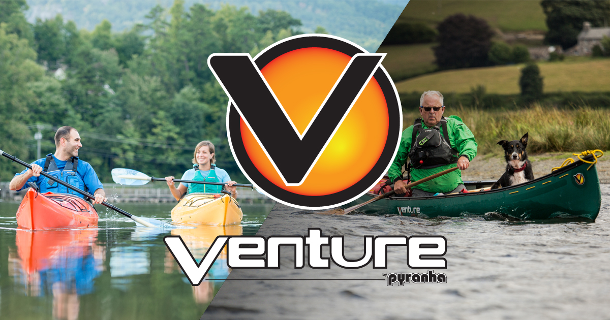 Whitewater - Outfitting - Venture Canoes